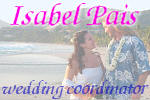 Isabel Pais - wedding coordinator